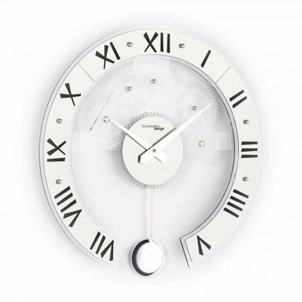 Modern design wall clock Betty Pendolo