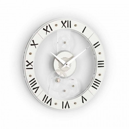 Modern designer wall clock Betty