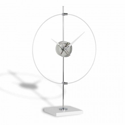 Modern table-clock Loto