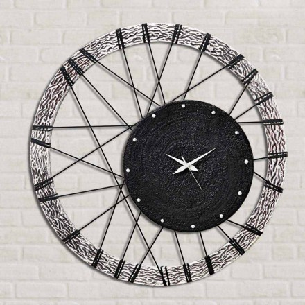 Amalfi modern design wall clock by Viadurini Decor