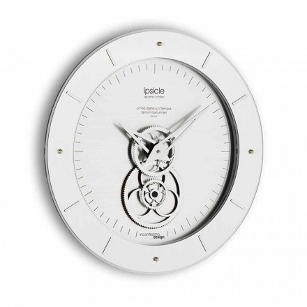 Modern design wall clock Step