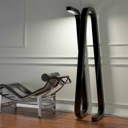 Modern design floor lamp made in Italy, Sirolo