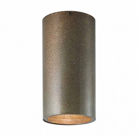 Industrial style ceiling light Girasoli Il Fanale, made in Italy
