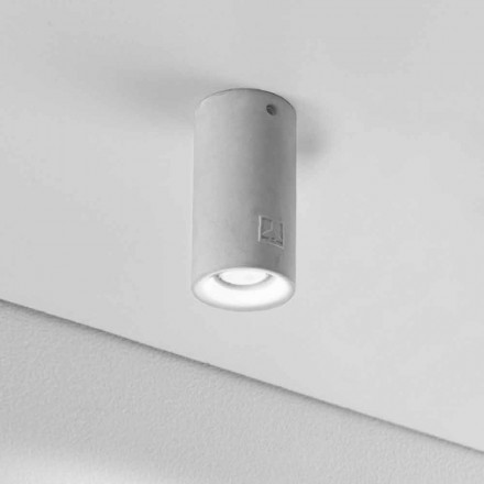 Modern design ceiling light Nadir 12 by Aldo Bernardi