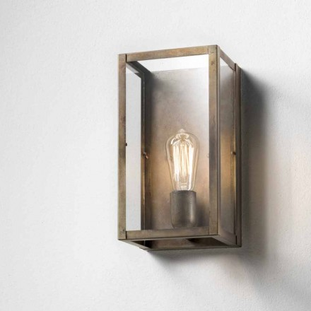 Industrial style iron ceiling light London Il Fanale