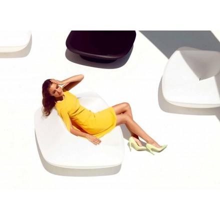 Modern garden armchair, made with polyethylene Ufo by Vondom