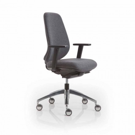 Modern design office chair Pratica by Luxy