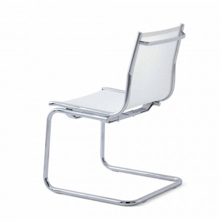 Mesh office chair without armrests Light by Luxy