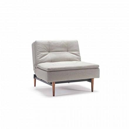 Design armchair bed adjustable in 3 positions Dublexo Innovation