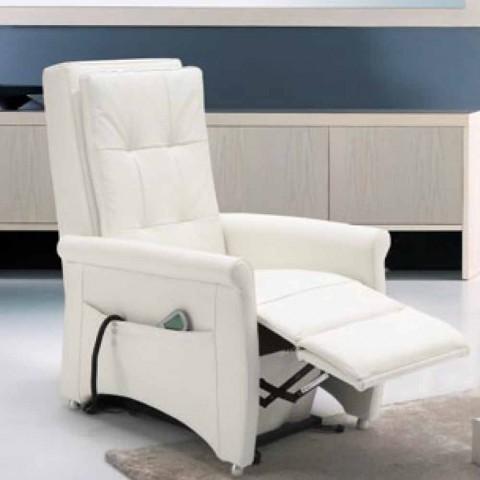 Motorized chair relaxation - alzapersona 1 engine Via Roma
