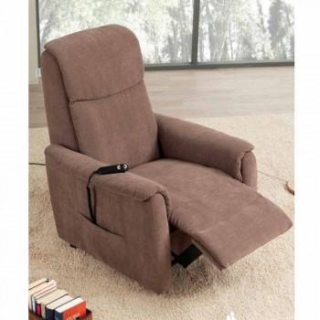 Relax chair alzapersona 2 engines Via Milano