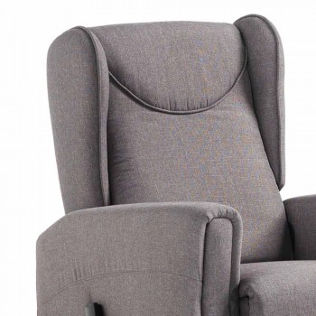 Reclining 2-Motors Electric Relax Lift Chair - Nathalie