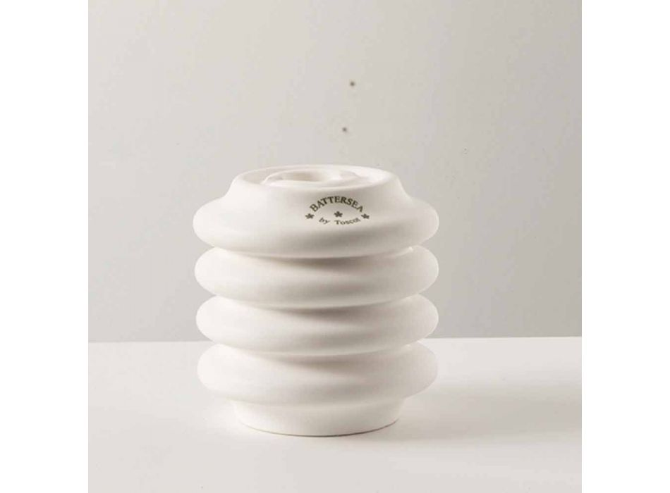 Glazed ceramic candle holder, H 95cm, Candelsea - Toscot