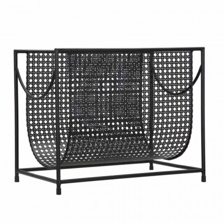 Modern Design Iron Magazine Rack - Leiser