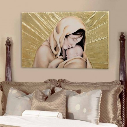 Painting Amore Infinito by Viadurini Decor, made in Italy
