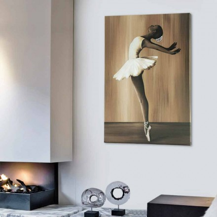 Decorative Painting Ballet by Viadurini Decor made in Italy