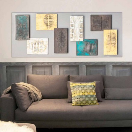 Modern design canvas painting Andrew, with 8 elements