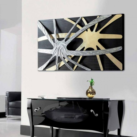 Painting Spider by Viadurini Decor, made in Italy