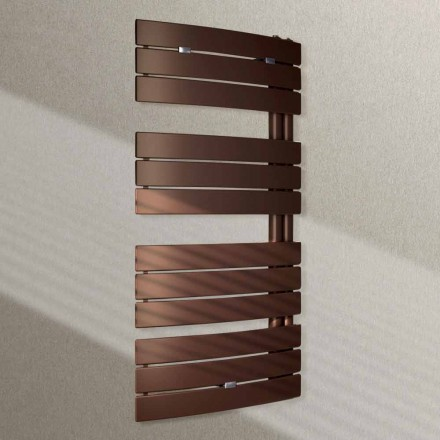 Modern design hot water radiator Sail made in Italy by Scirocco H
