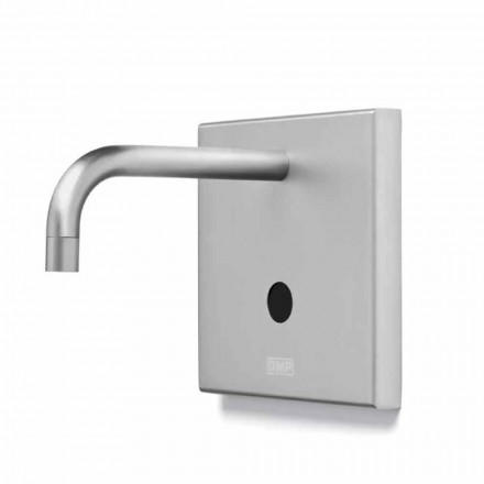 Modern recessed electronic tap with transformer Quadromix T Dmp