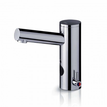 Modern design electronic faucet with transformer Tube Plus Dmp