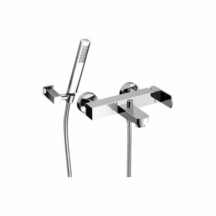 External Mixer Tap for Bathtub Made in Italy Brass - Sika