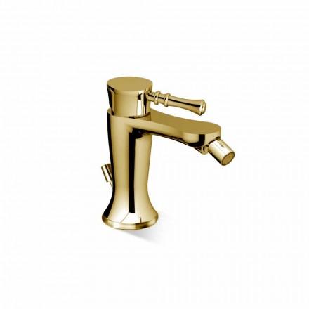Brass Bidet Mixer Tap Made in Italy - Neno