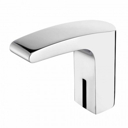 Brass Bathroom Sink Faucet with Infrared Sensor, Luxury - Gonzo