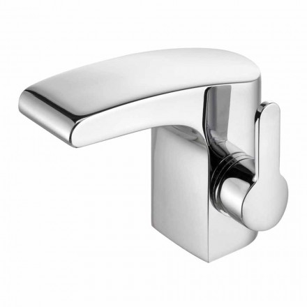 Chrome Brass Bathroom Sink Faucet Without Drain, High Quality - Gonzo