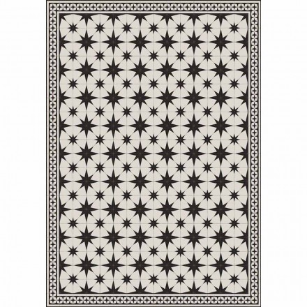 Design Table Runner in Pvc and Polyester Rectangular Patterned - Osturio