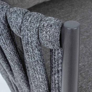 Corner Garden Design Lounge, Homemotion - Lucio Removable Cushions