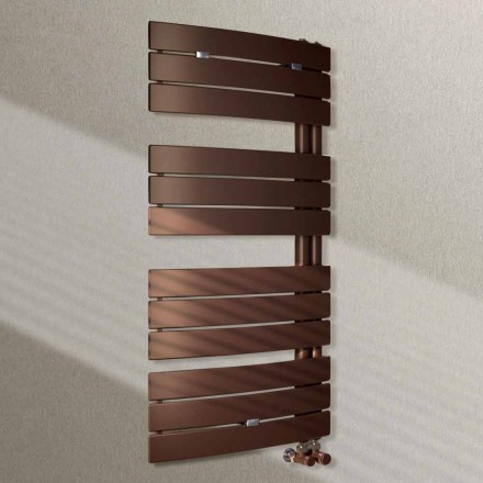 Electric heated towel rail, modern design, Sail by Scirocco H