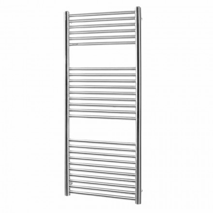 Design Wall Mounted Stainless Steel Towel Heater for Bathroom up to 483 W - Italo