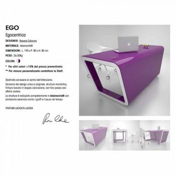 Design desk in Adamantx® Ego Made in Italy