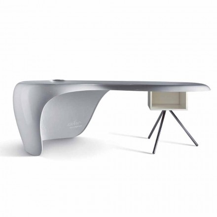 Office desk Della Rovere Uno designed by Karim Rashid