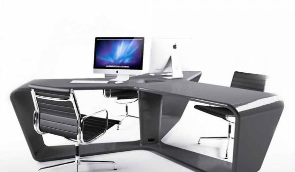 Scrivania Per Computer Design.Modern Design Multi Person Office Desk Ta3le Made In Italy