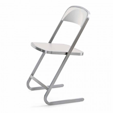 Stackable Garden Chair in Modern Design Made in Italy - Boston