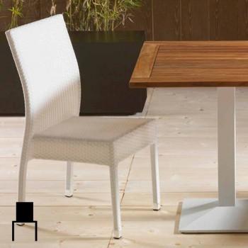 Sorrento stackable garden chair