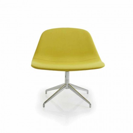 Office chair Llounge, made in Italy by Luxy