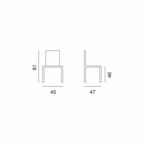 Classic design chair Monroe