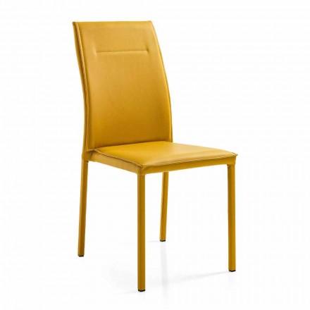 Dining Room Chair in Elegant Modern Design 4 Pieces - Granger
