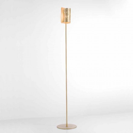 Selene Papiro floor lamp, made in Italy, Ø15 H 180cm , modern design