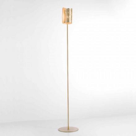 Selene Papiro floor lamp, made in Italy, Ø15 H 180cm , modern design