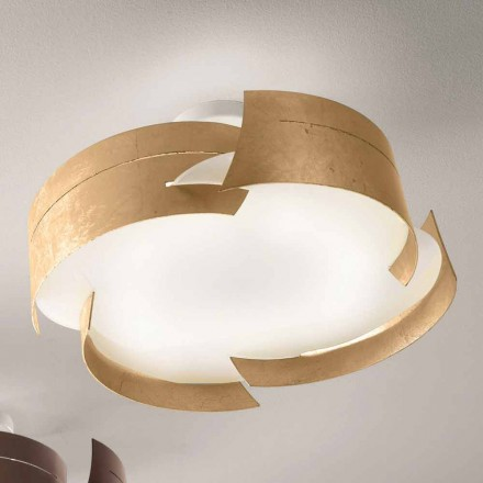 Selene Vultur ceiling light, Ø59,5 cm made in Italy, modern design