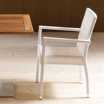 Modern design garden chair Portorotondo