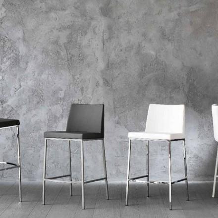Modern design stool Celine H 65 cm
