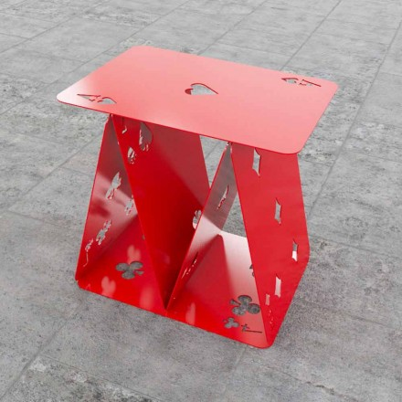 Coffe table/stool ComeQuandoFuoriPiove by Mabele