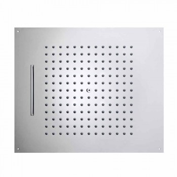 Shower head with two different jets modern design Dream