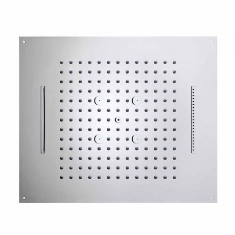 Modern shower showerheads four Bossini Dream functions