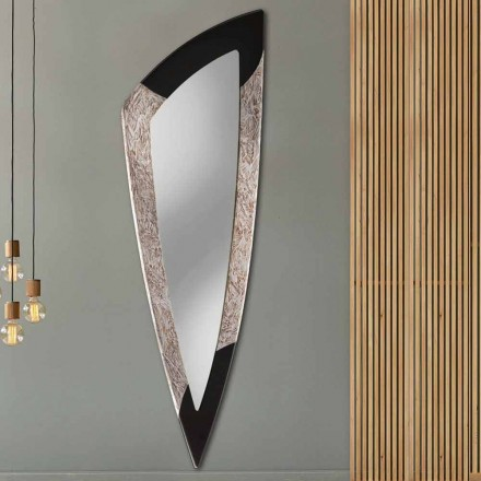 Designer Wall Mirror Urbino by Viadurini Decor, made in Italy